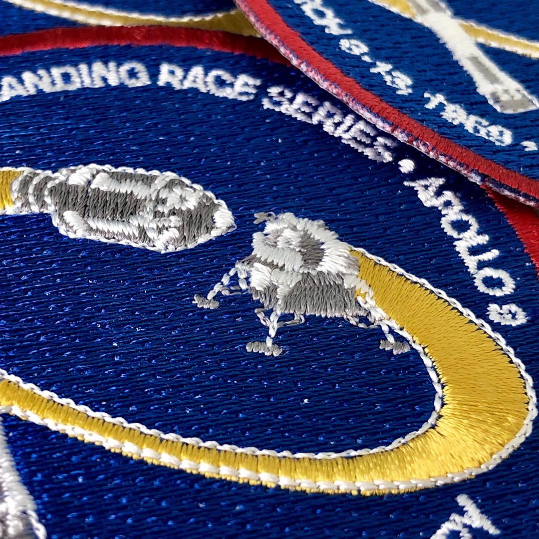 Apollo 9 Virtual Race Patch