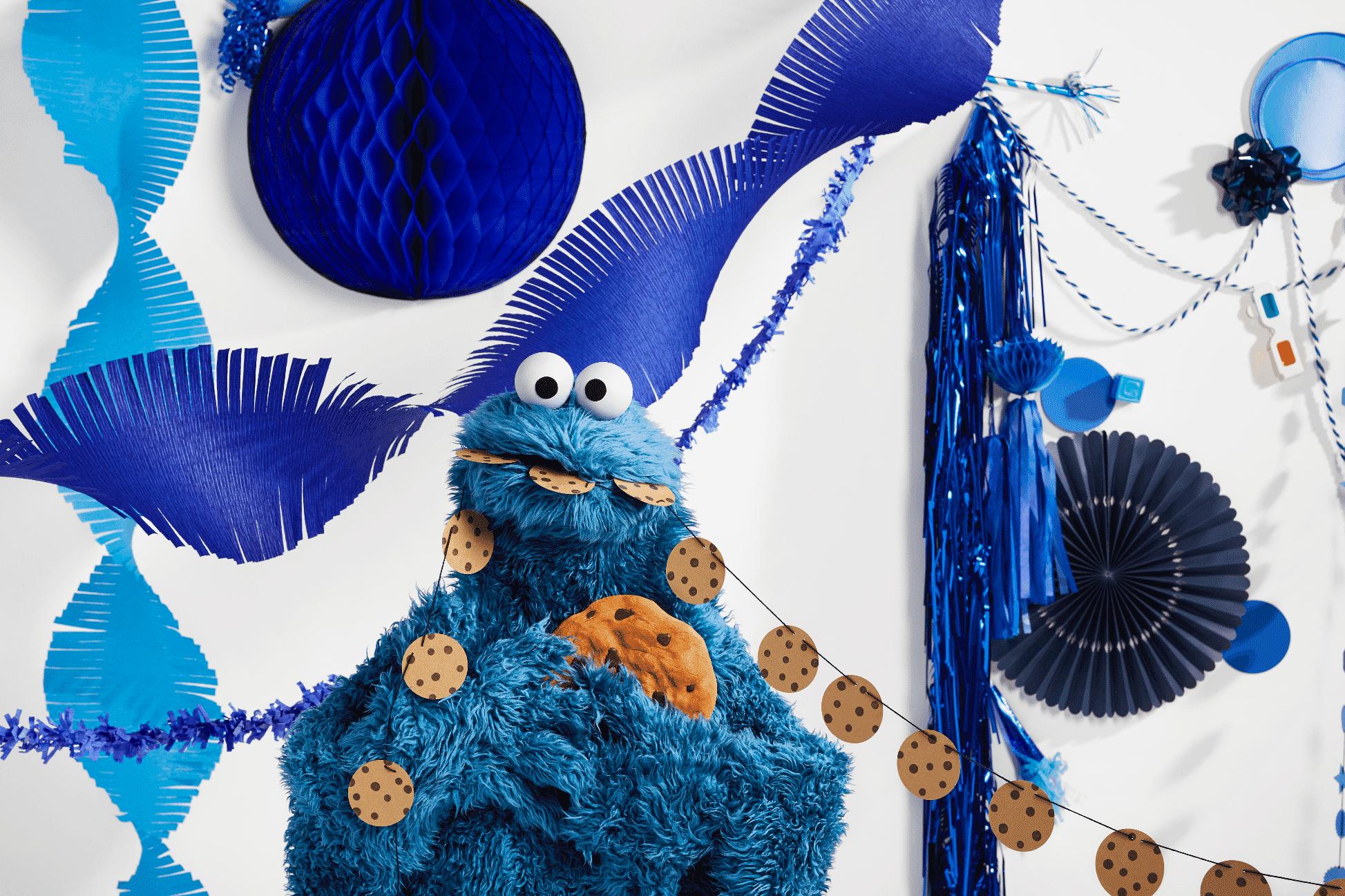 Cookie Monster's Me Love Cookies Virtual Race 1