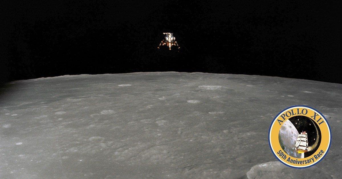 Apollo 12 Virtual Race 1