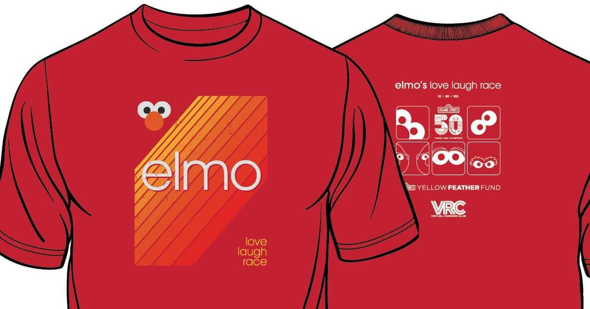 Elmo's Love Laugh Virtual Race 2