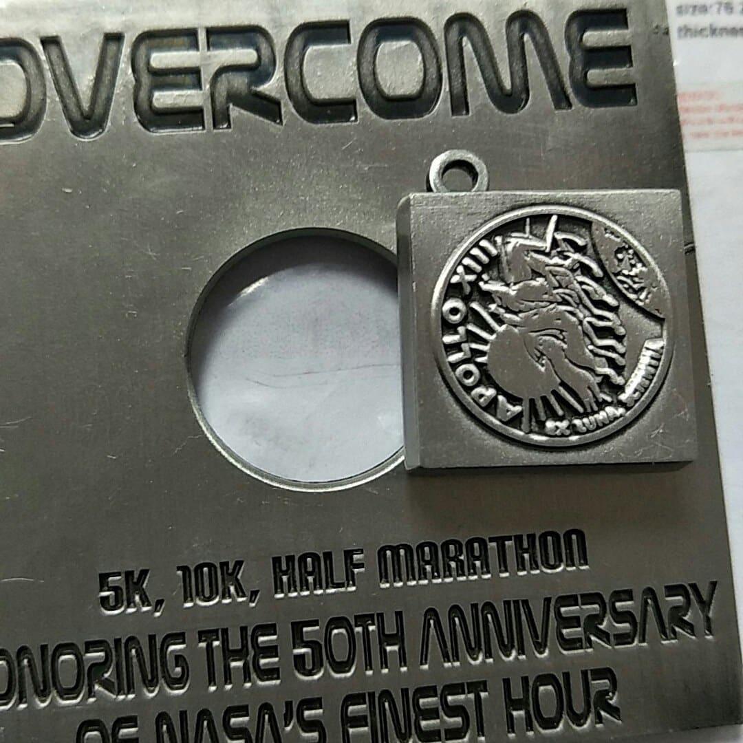 "Apollo 13 Virtual Race ""Overcome"" 6"