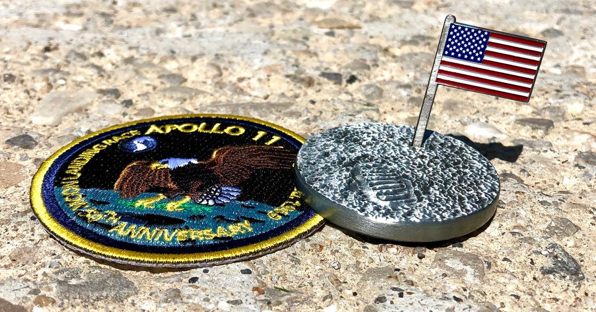 Moon Landing Virtual Race 4