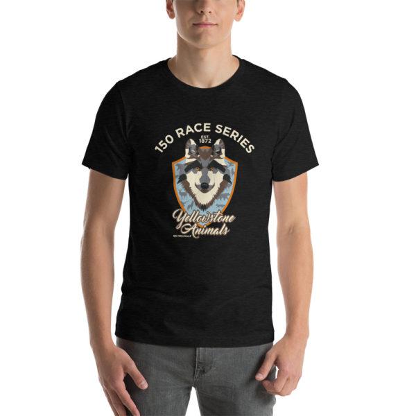 Yellowstone Animals Short-Sleeve Unisex T-Shirt 2